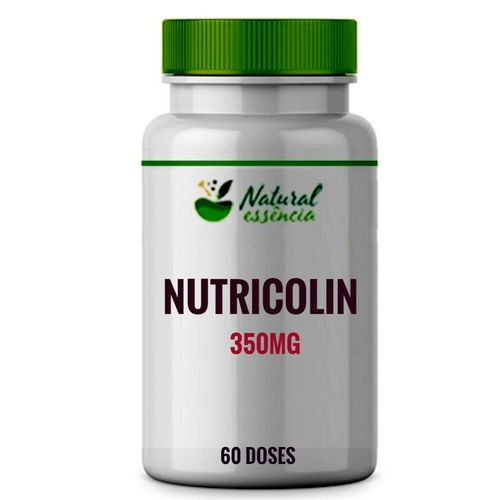 Nutricolin 350mg 60 Doses