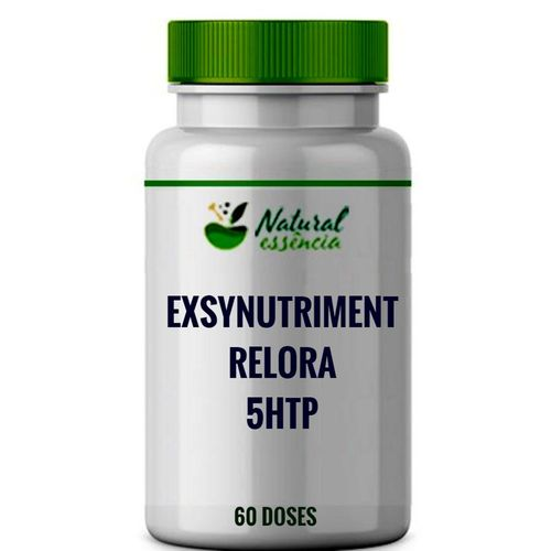 Exsynutriment 150mg + Relora 125mg + 5 htp 50mg 60 Doses.