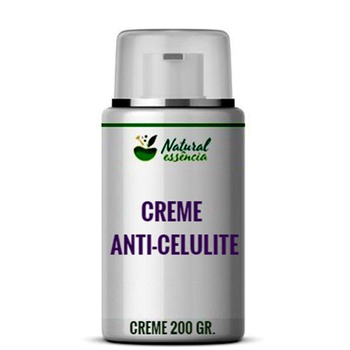 Creme massageador  (Anti-Celulite) 200gr