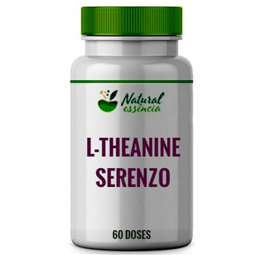 Serenzo 150mg + L-Theanine 100mg 60 doses